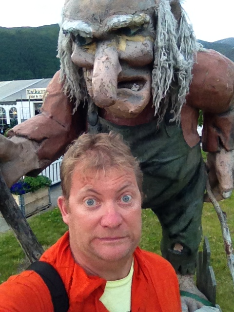 Andalsnes Troll
