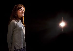 Nancy Sullivan as Leah in Fabric