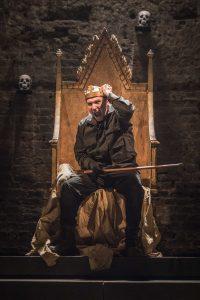 Ralph Fiennes (Richard, Duke of Gloucester)_credit Marc Brenner