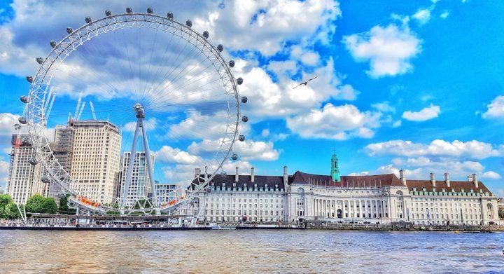 London Begins at 40